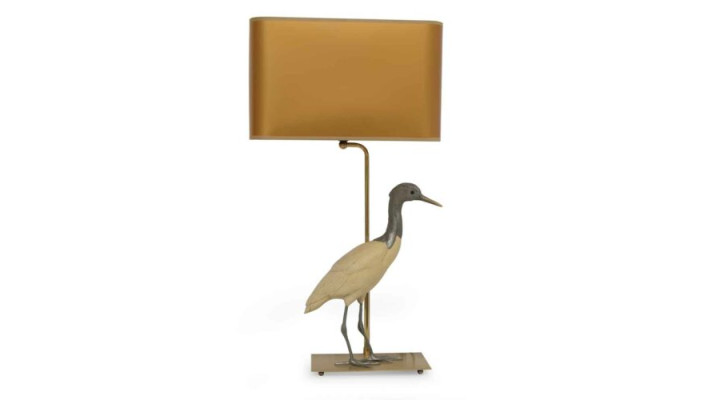 art deco lamp vogel
