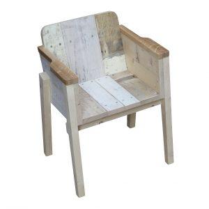 Kinderstoel in sloophout