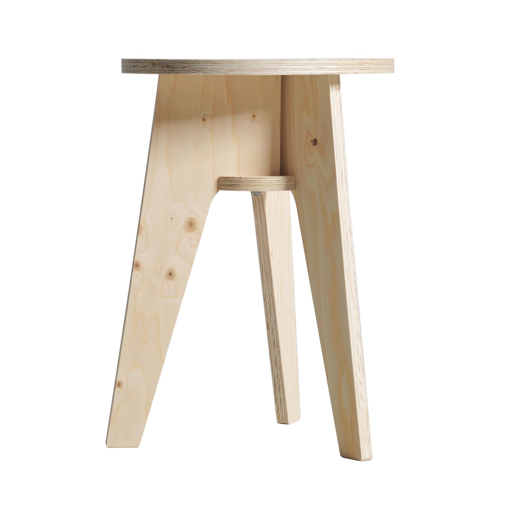 Spiksplinternieuw Crisis 2014 stool • PIET HEIN EEK AZ-23