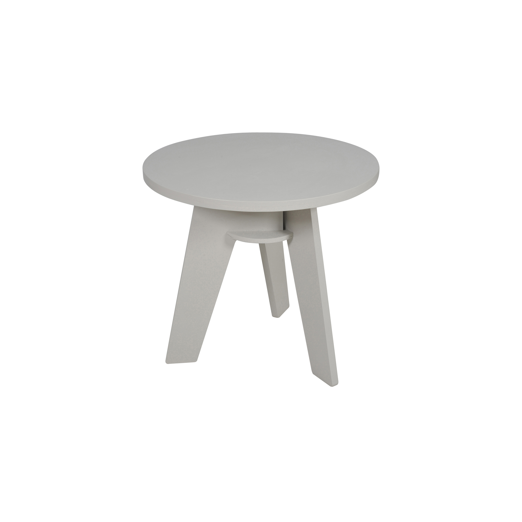 Crisis 2014 table round lacquered