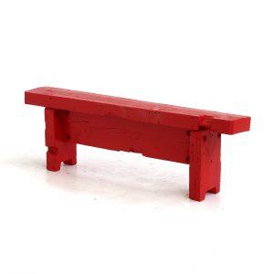enkele-balkenbank-rood