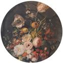 stilleven-met-bloemen-in-een-glazen-vaas-rachel-ruyscht