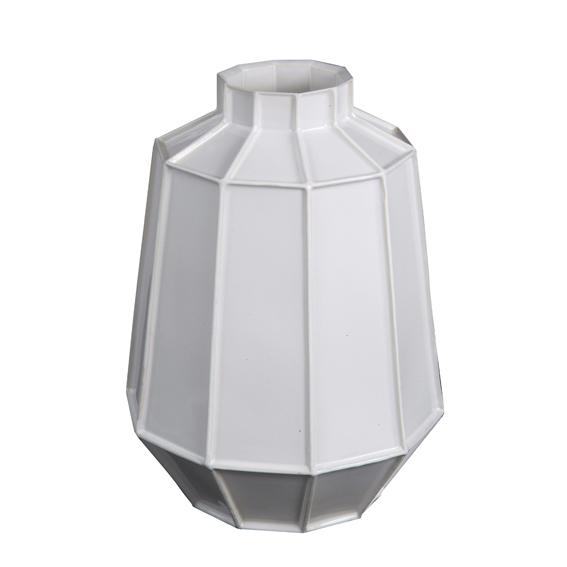Piet Hein Eek Vaas.Facet Vase Ceramics Piet Hein Eek