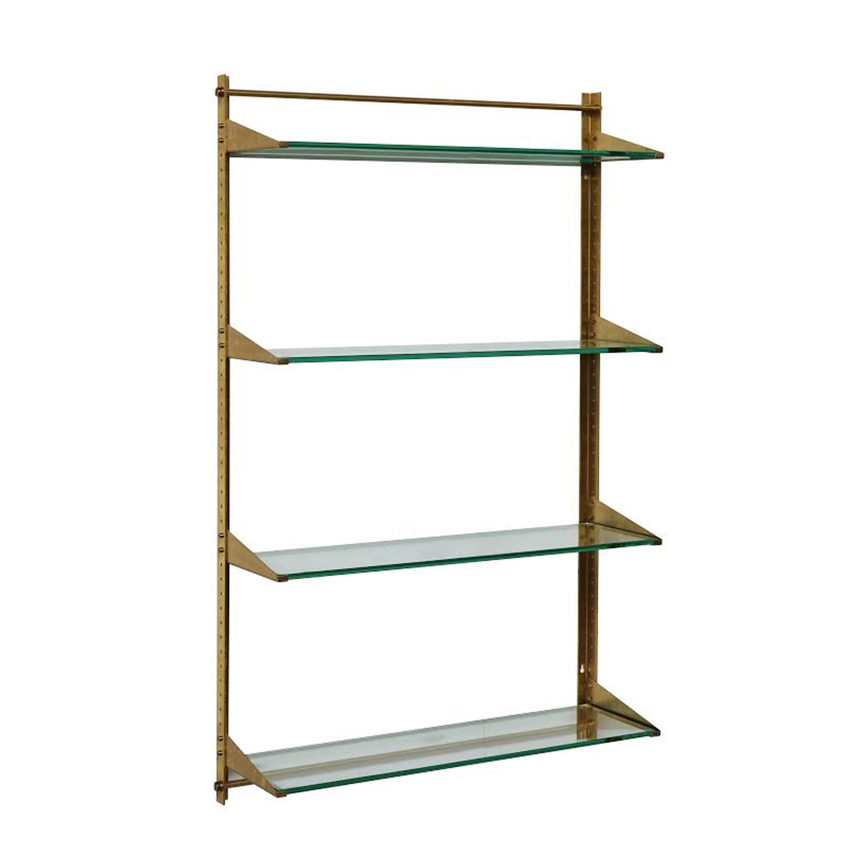 shelving granville metal unit rack tall green graham shelf