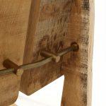 ieuwe-boomstamstoel- detail 1 - new tree trunk chair