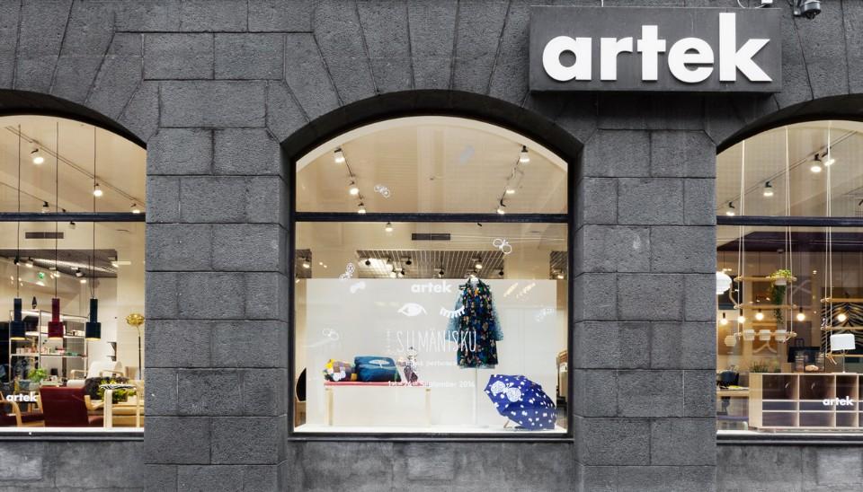 artek - dealers buitenland