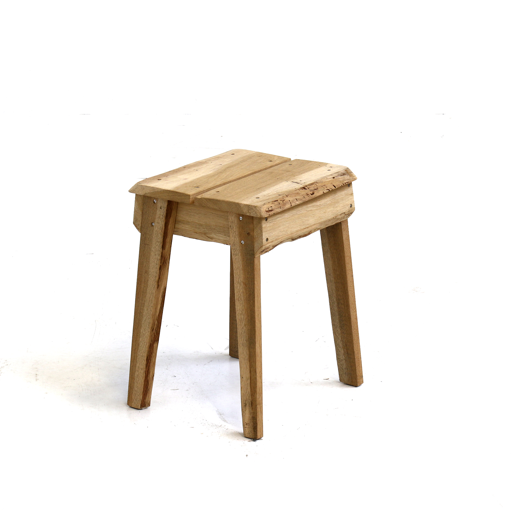 boomstamkruk - tree trunk stool