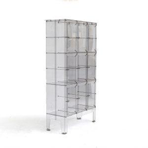 polycarbonaat-kast