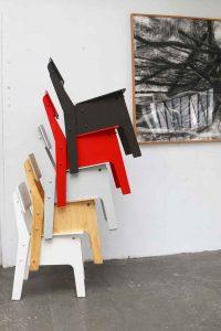 Crisis Chair Piet Hein Eek