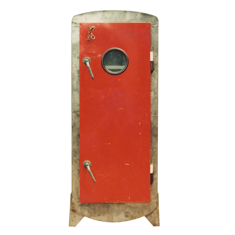 deurkast-rood