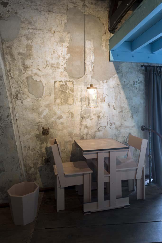 Hotel Interior Westergasfabriek Piet Hein Eek