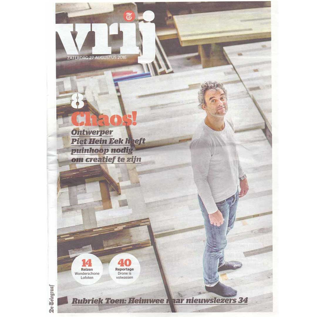 De-Telegraaf-Vrij-27-9-2016-cover