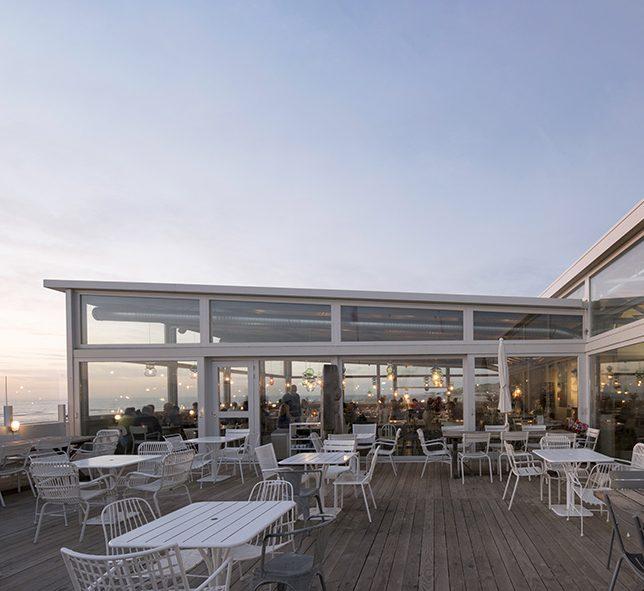 Strandpavillon Noord, Bergen aan Zee | Beach Pavilion Noord, Bergen aan Zee