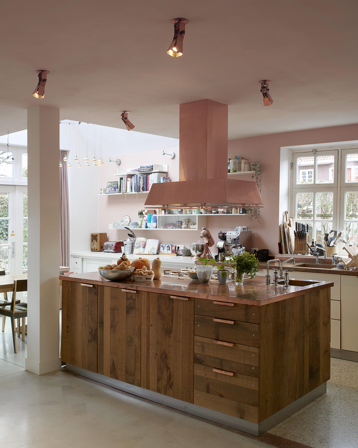 Kueche in Eindhoven | kitchen in Eindhoven
