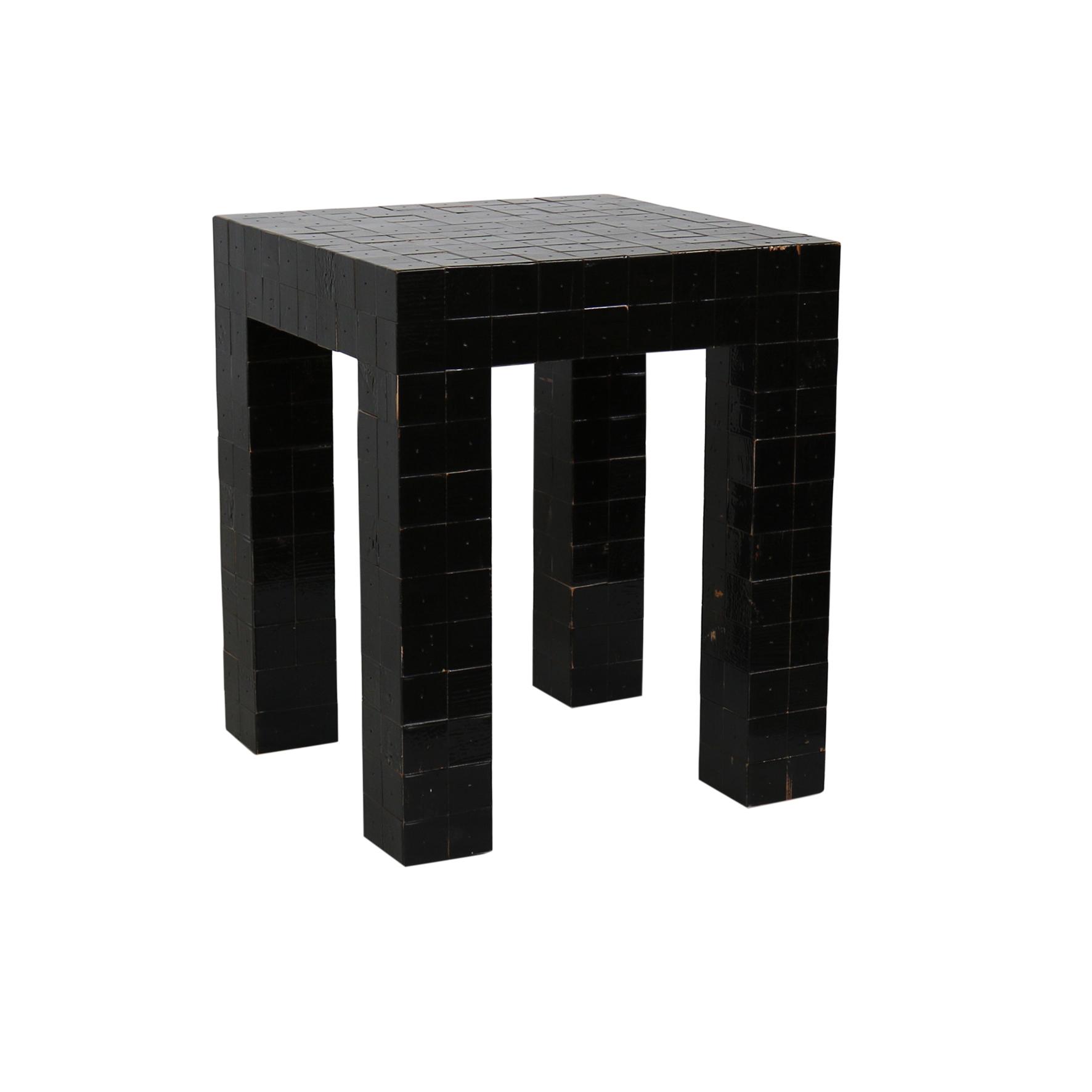 40 x 40 krukje zwart
