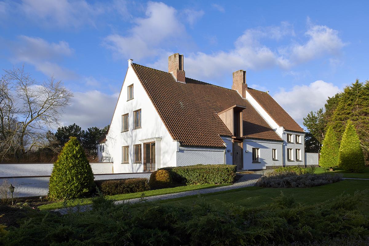 Privatvilla an der Flaemischen Kueste | private villa Flemish coast
