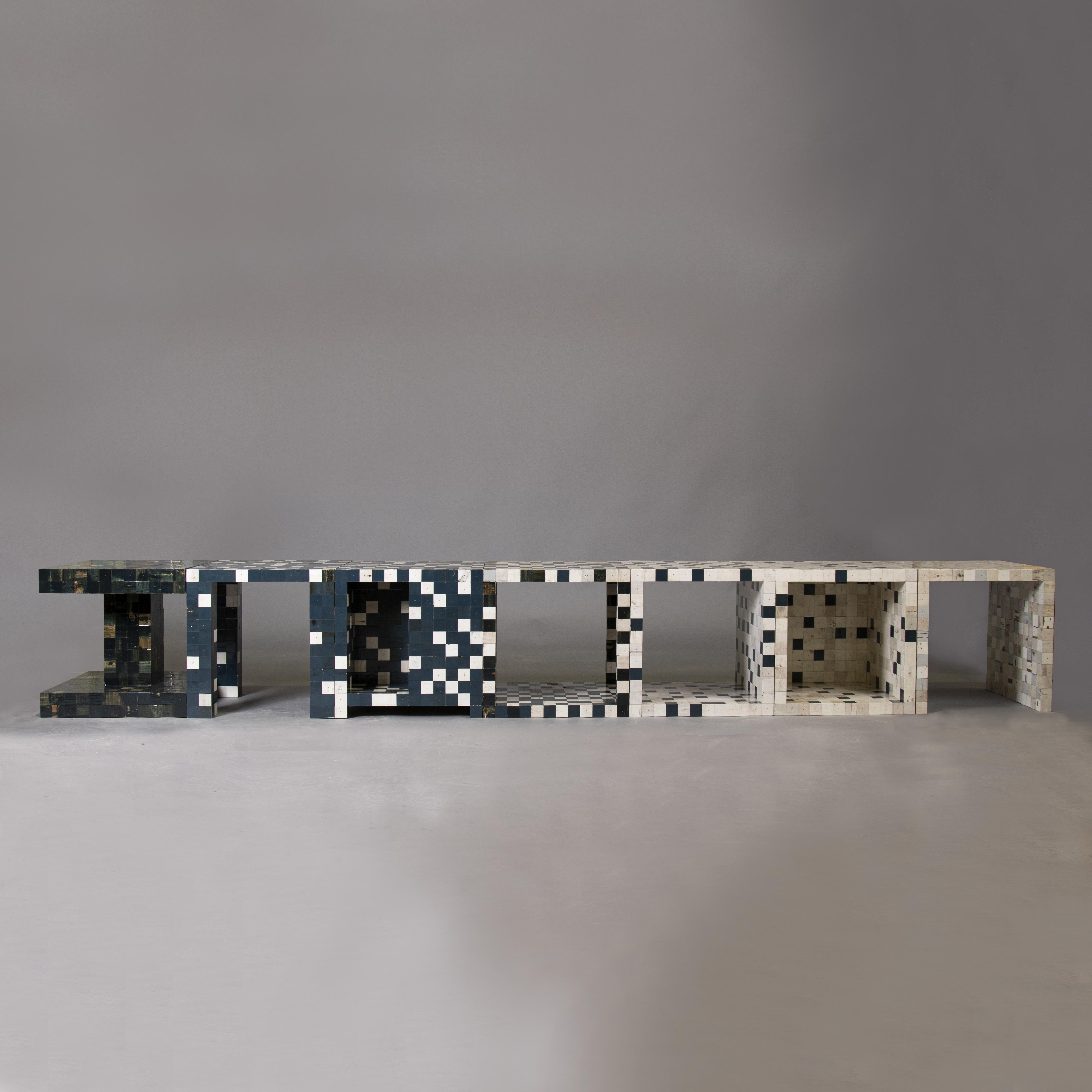 77 – 7 op een rij – 4kant