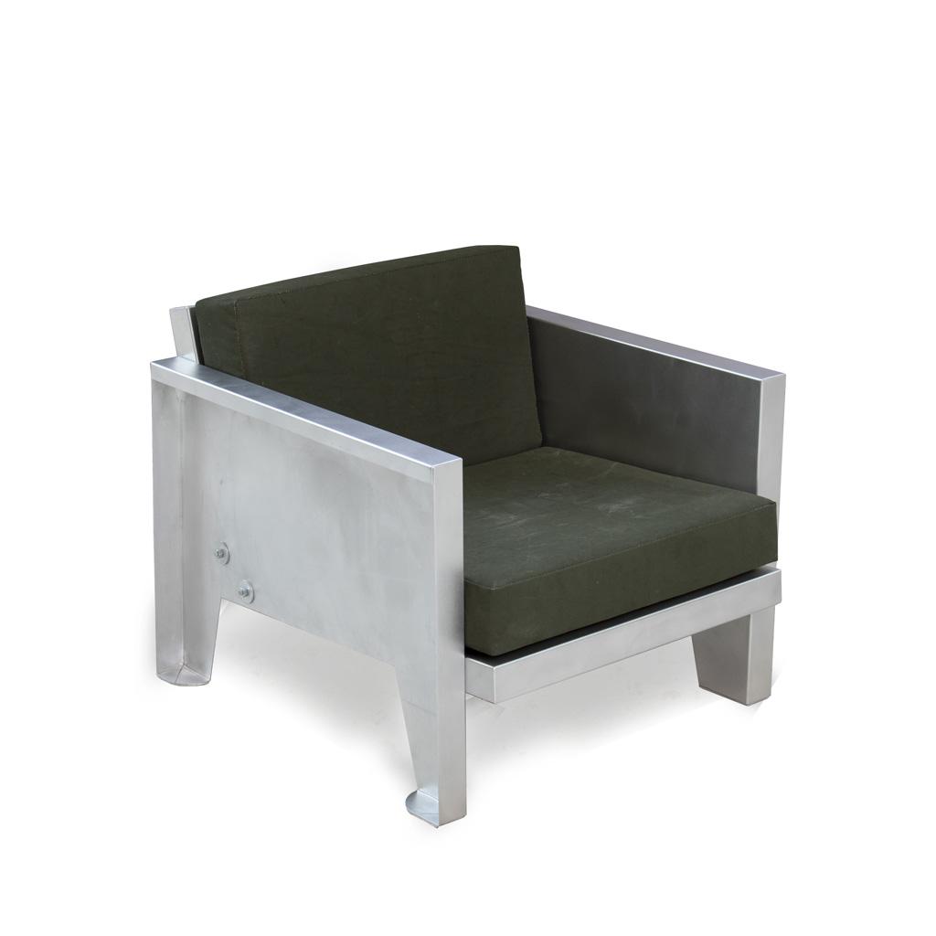 alu stoelen – vrij