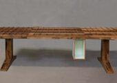 custom oak table-04